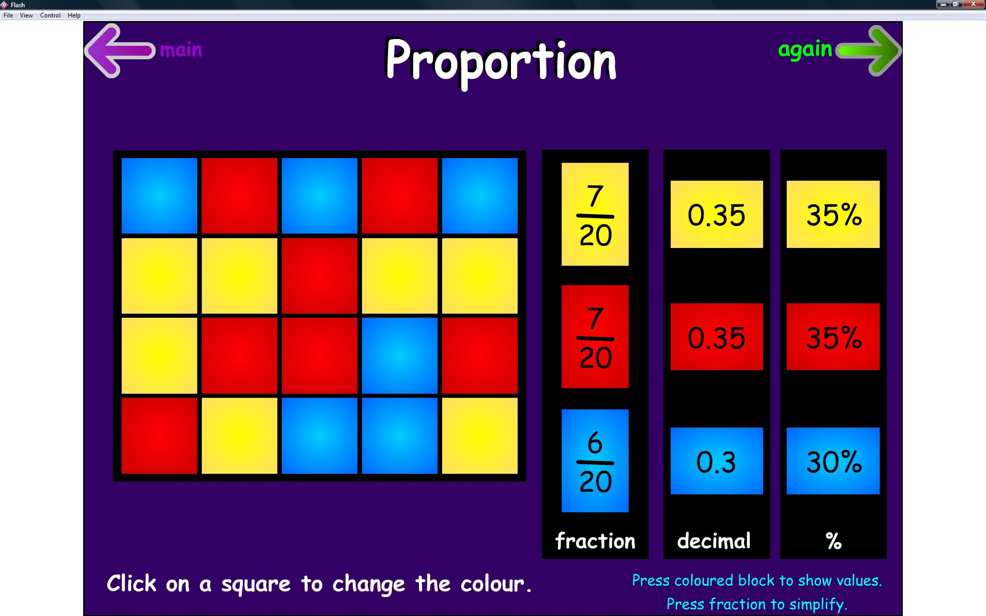 Viewing Gallery For - Math Proportion